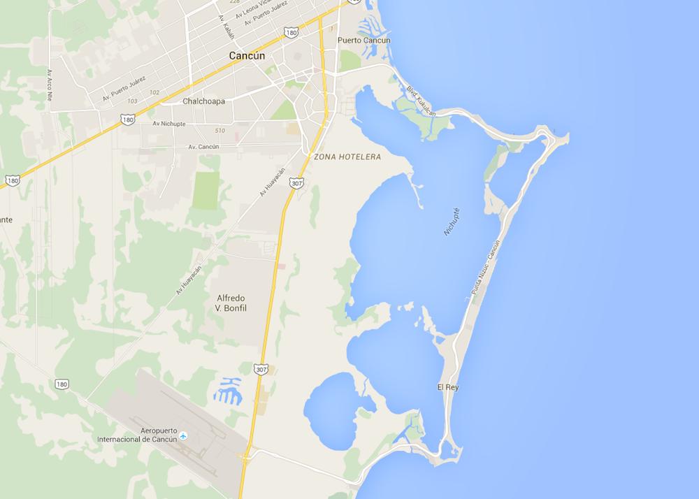 cancun-mapa