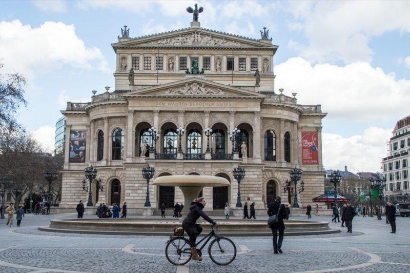 A Ópera de Frankfurt