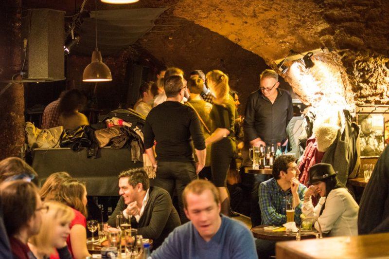 Jazzkeller - uma das casas noturnas mais famosas da Europa