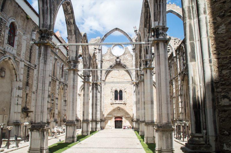 lisboa-portugal-convento-do-carmo-dicas