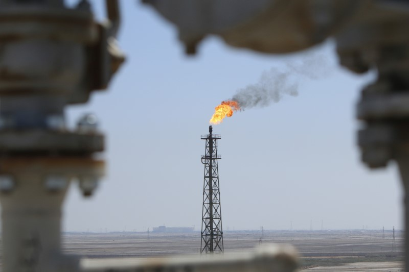 Oil prices fall on OPEC compliance concerns