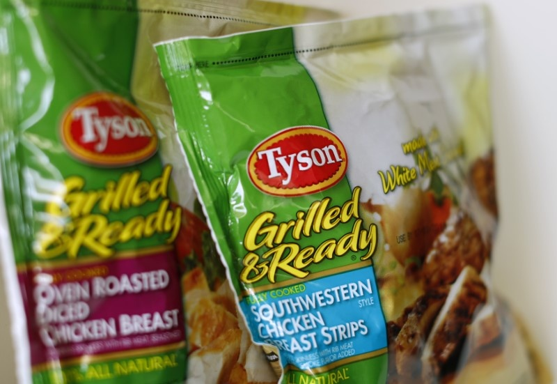 Tyson foods to buy AdvancePierre for $3.2 billion