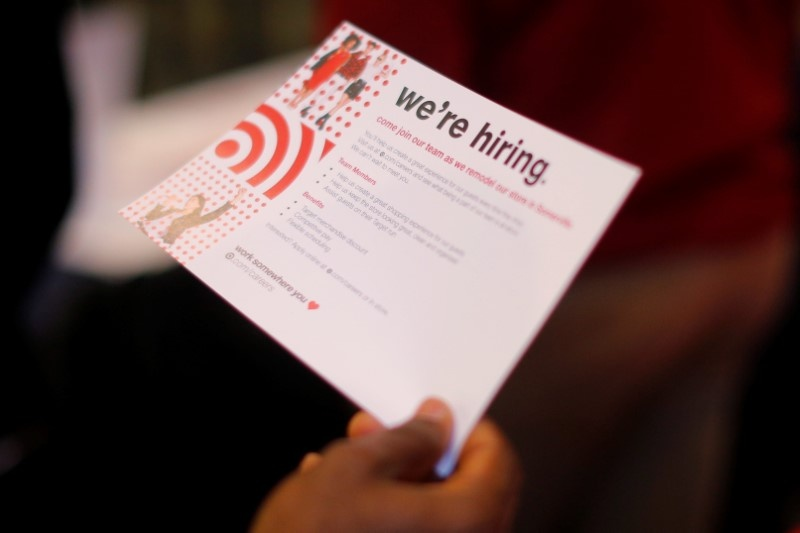 U.S. private sector adds 177000 jobs in April: ADP