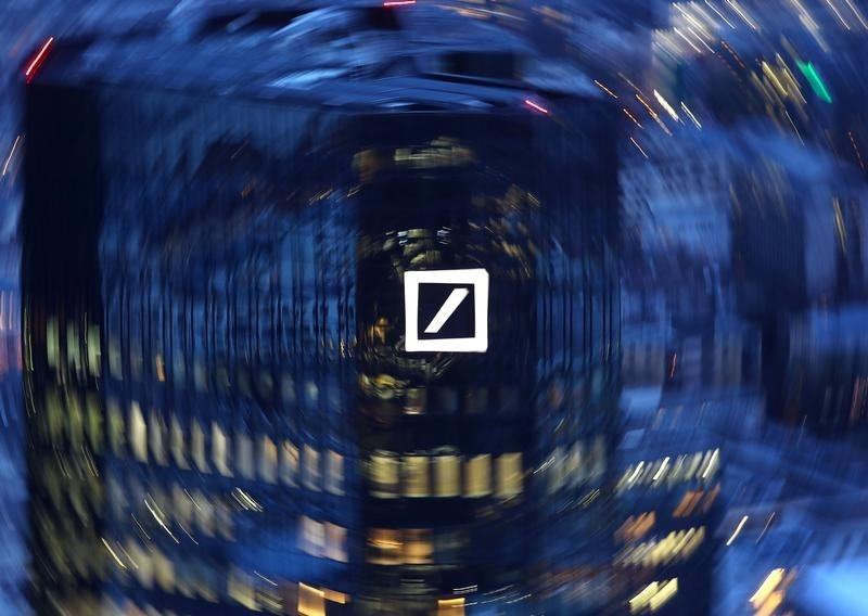 Deutsche Bank Plans $8.5 Billion Capital Raising, Partial Asset Management IPO