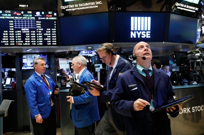 Nasdaq closes at record high ahead of major tech earnings