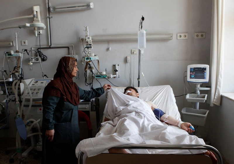 Dozens Feared Dead in Taliban Attack on Afghan Military Base