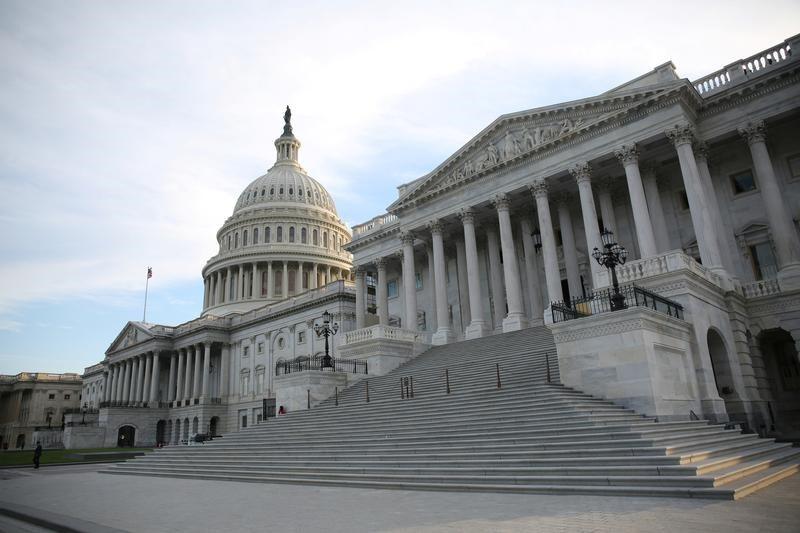 Democrats drop blockade as Senate approves dozens of Trump nominations