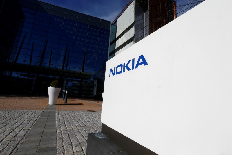 Nokia's fast routers pursue Web-scale customer base