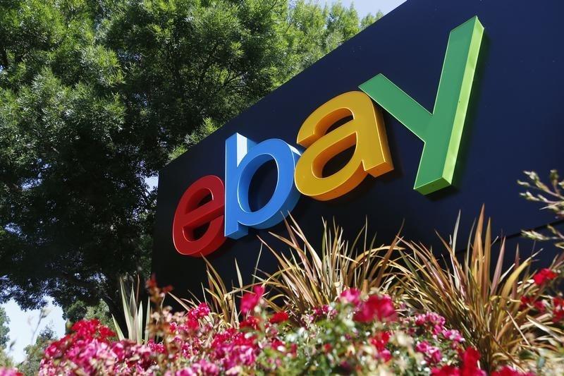 Ebay forecasts second-quarter profit below estimates