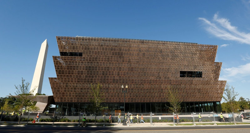 Noose found at exhibit in African American history museum