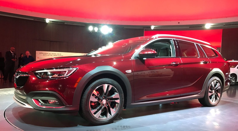 Buick's new Regal is primed to take on Audi and BMW