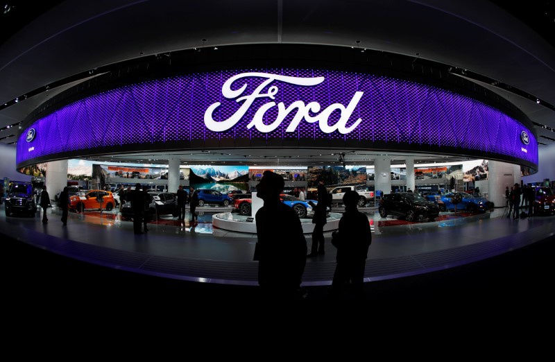 Ford Invests $350 Mln, Creates Or Protects 800 Jobs