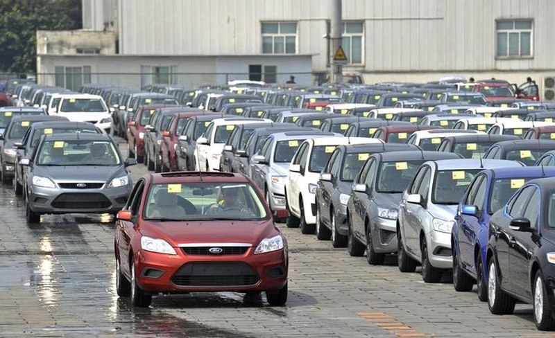 SUVs lift China auto sales in March