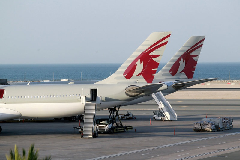 Qatar Airways boss apologises for calling USA  flight attendants 'grandmothers'