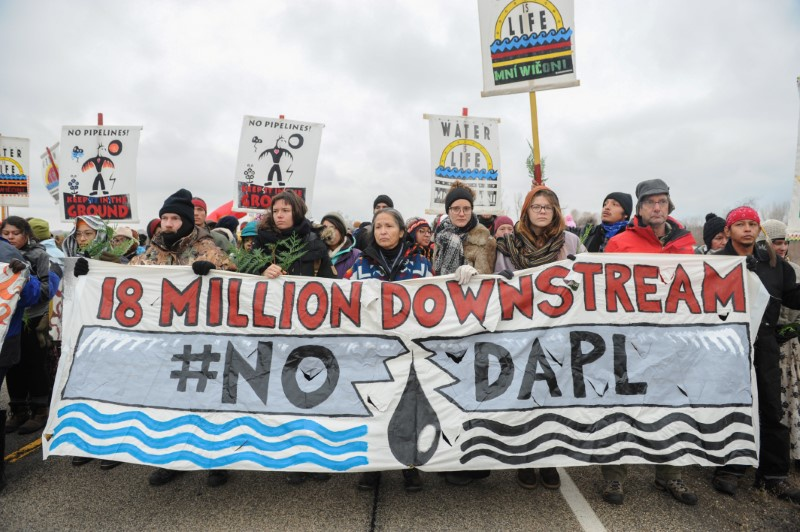 Standing Rock scores partial legal victory in suit against Dakota Access