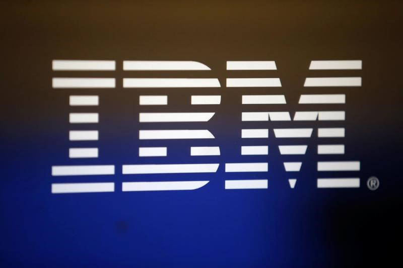 International Business Machines Corporation (NYSE:IBM) Shares on the Go mid-Session