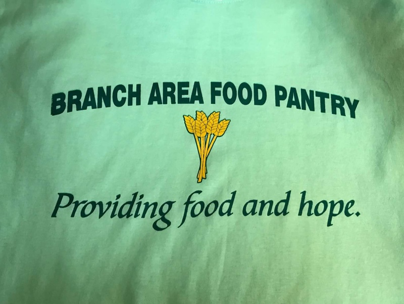 Branch Area Food Pantry logo