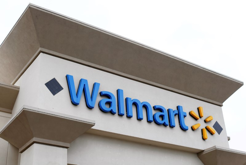 Walmart touts traditional retailing roots as an advantage