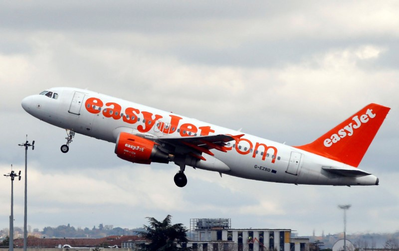 Easyjet says could look at more A321neos as it receives first A320neo