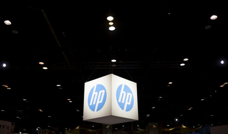 HP Inc reports third straight rise in quarterly revenue
