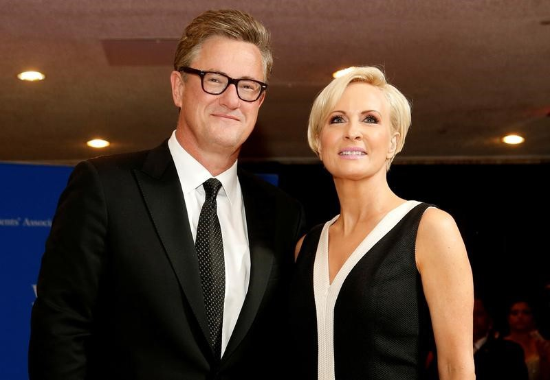 Joe Scarborough Renounces Republican Party On Late Show With Stephen Colbert