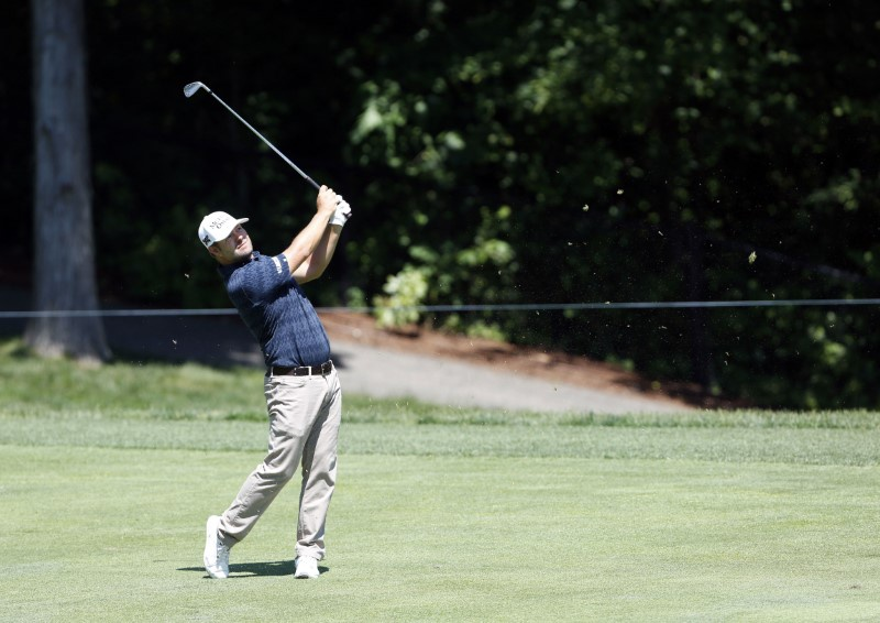 Injured Moore out of US Open, replaced by Putnam