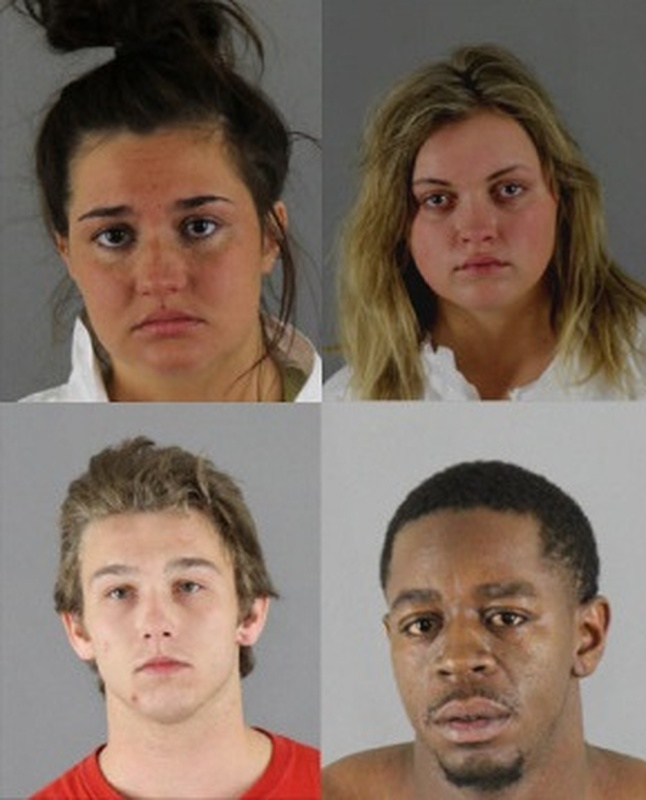 Police arrest 4 in fatal shooting in Bloomington