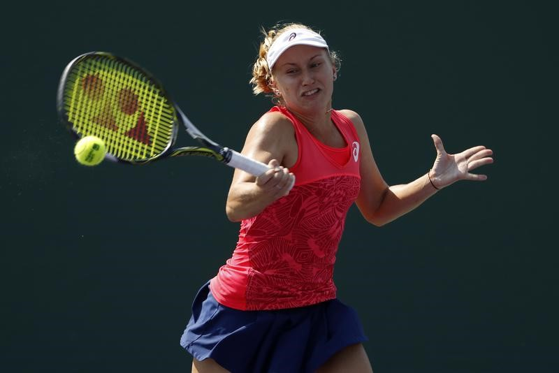 Gavrilova, Stosur to play all-Australian final in Strasbourg