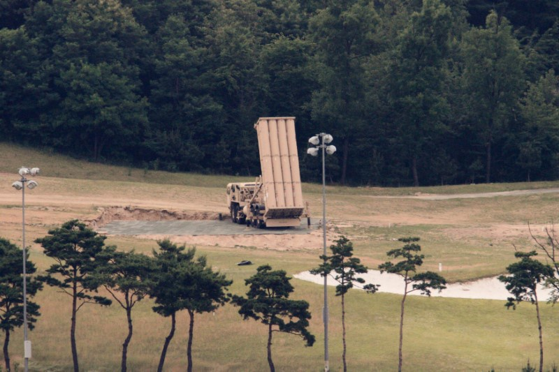 United States  to conduct another THAAD test amid growing Korean Peninsula tensions
