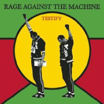 rage against the machine fistful of steel