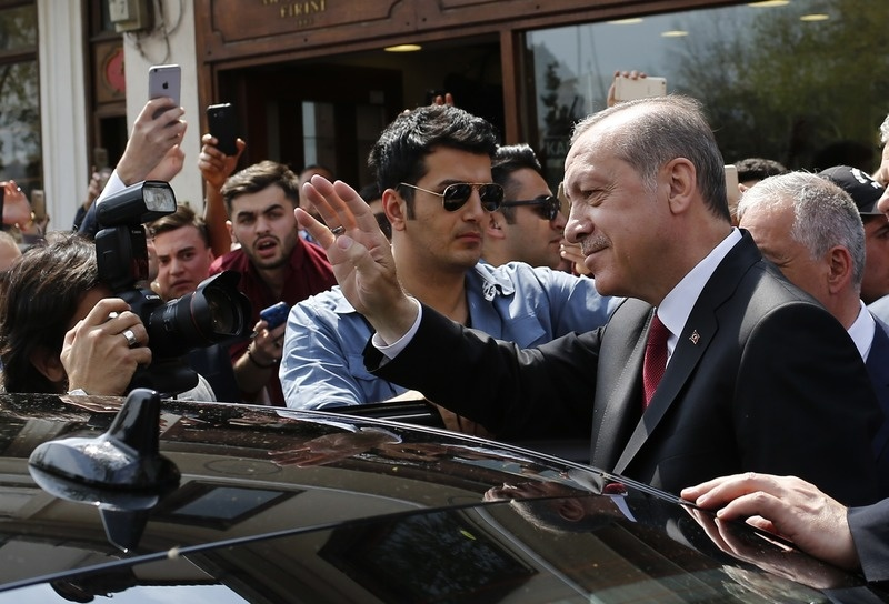 Three die as Turkey votes in historic referendum