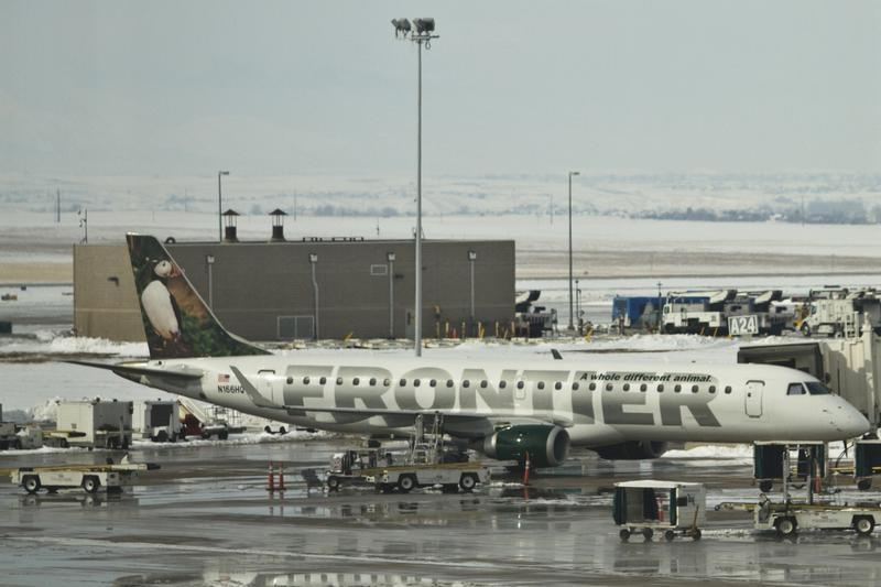 Frontier Airlines announces new service from Ontario International Airport
