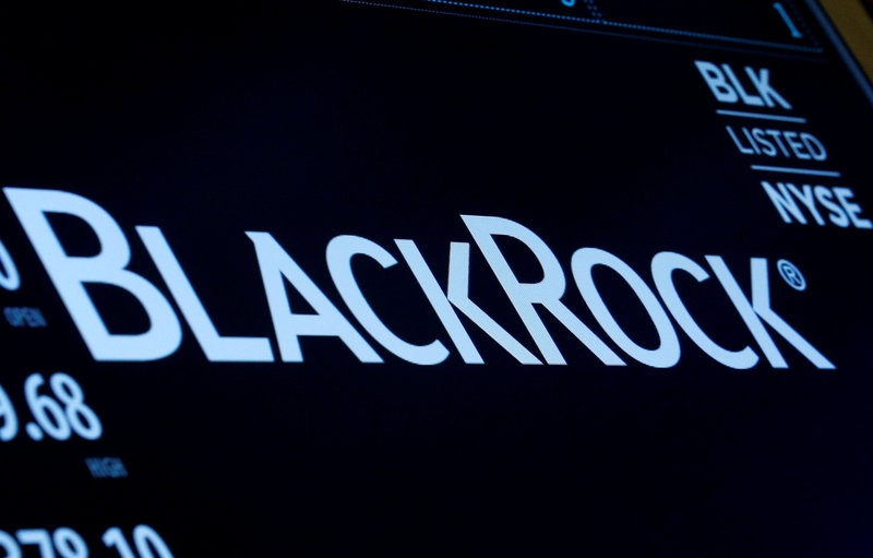 Asset manager BlackRock's quarterly profit rises 31 percent
