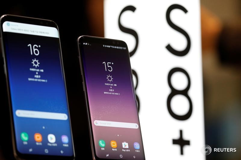 Worldwide smartphone sales grew over 9% in 2017 Q1