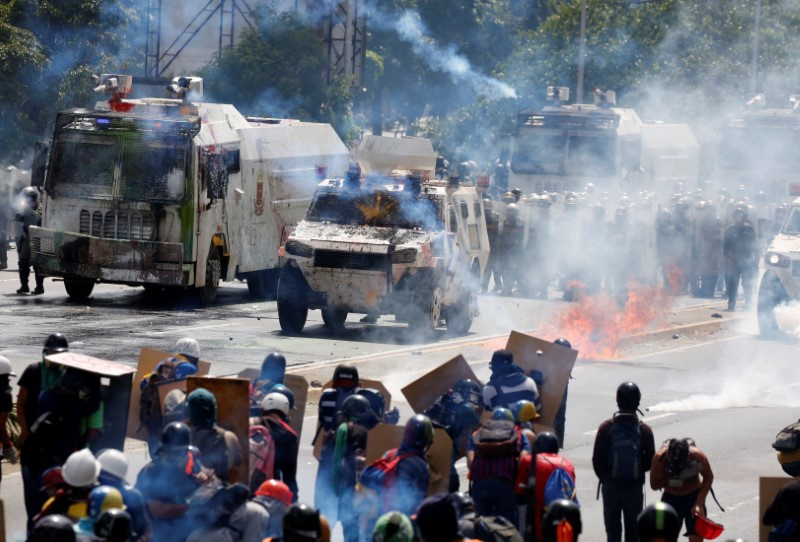 UN Security Council meets over Venezuela at request of US