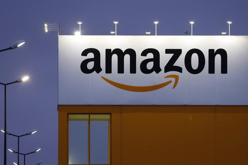Amazon eyes big serving of U.S.  grocery pie