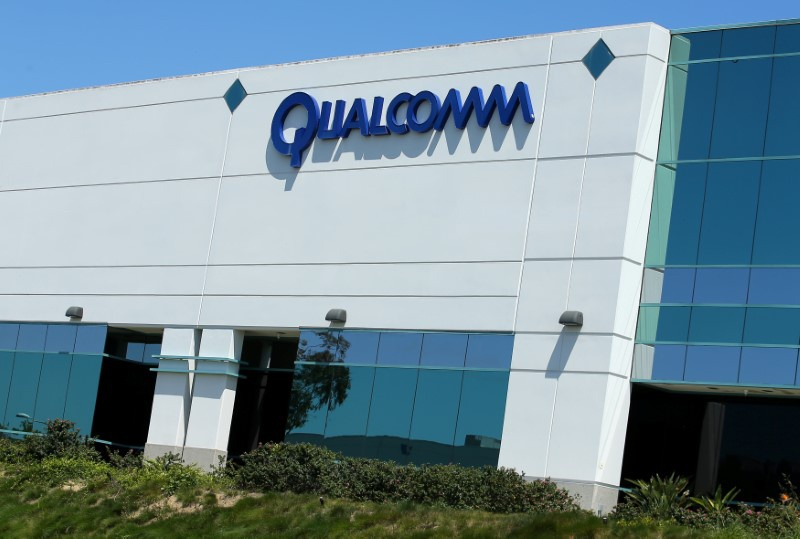 Qualcomm sues iPhone makers in escalating patent war with Apple