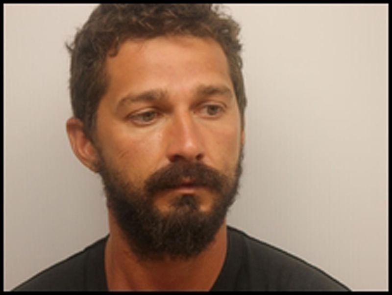 Shia LaBeouf arrested in Georgia