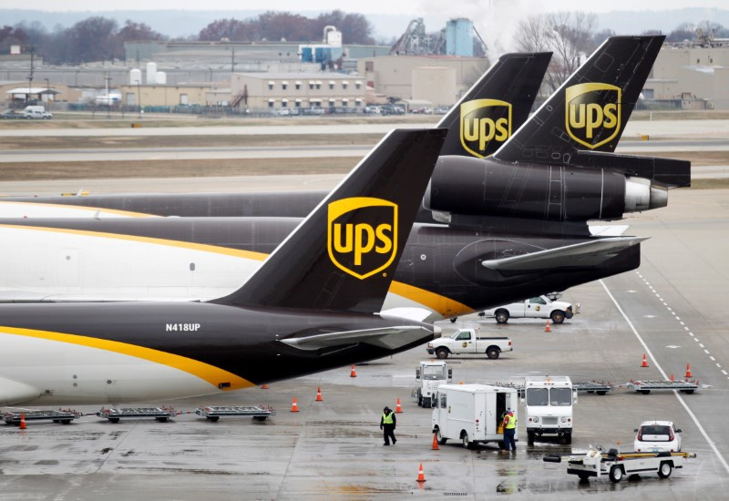 UPS Fined for Illegal Cigarette Shipments