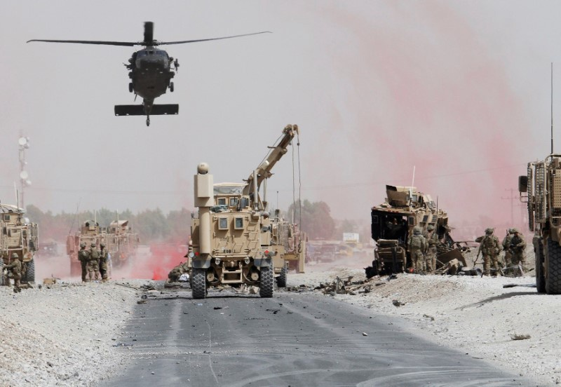 Casualties reported in North Atlantic Treaty Organisation convoy attack in S. Afghanistan