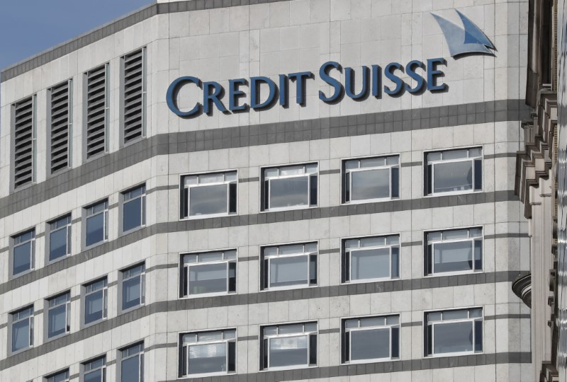 Credit Suisse Cuts 1500 Positions in London, Scaling Down for Brexit