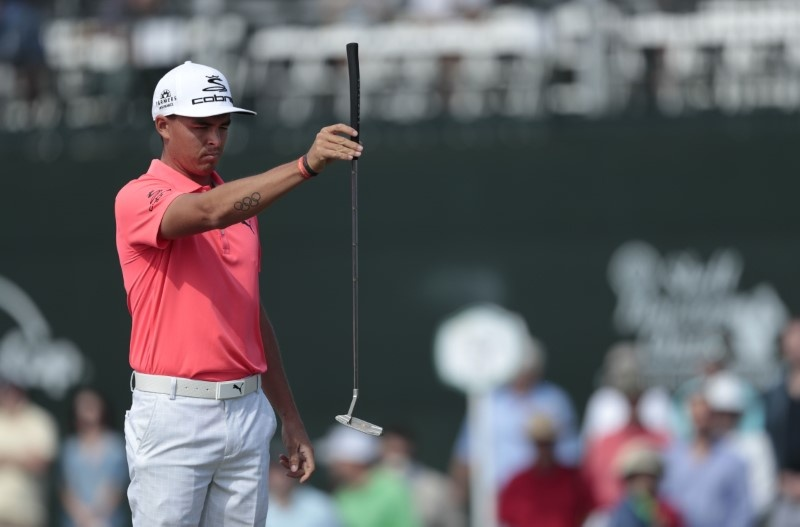 Kang three in front at Houston Open after Fowler's four-putt