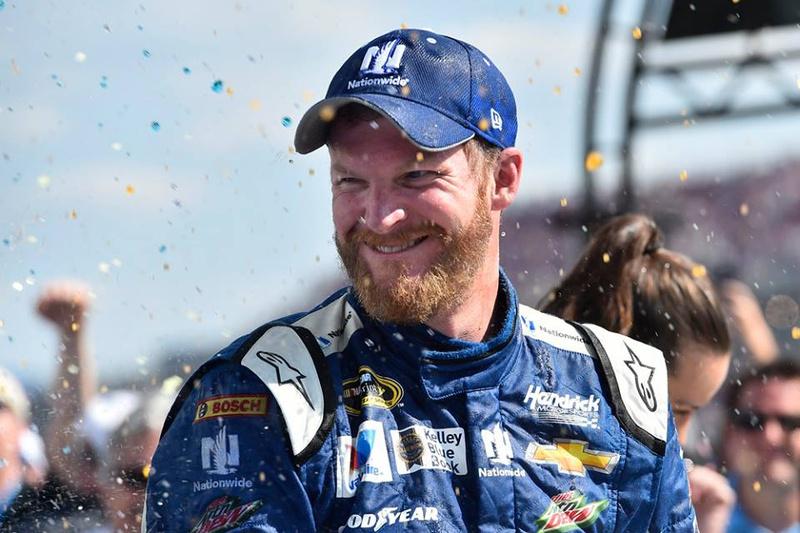 Earnhardt Jr., Keselowski deadlocked atop Daytona 500 odds