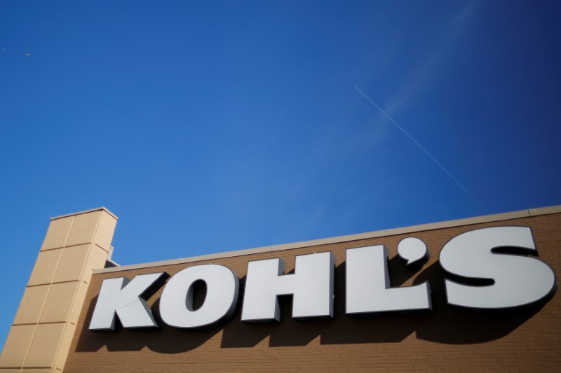 Kohl's quarterly profit, comp sales beat estimates
