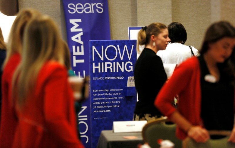 Jobless Claims Fall More Than Expected in US