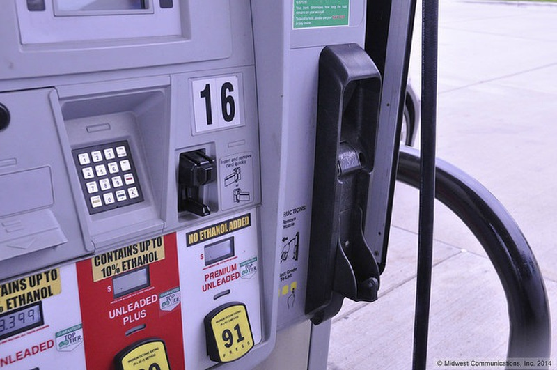 Price of gasoline on the rise in Rhode Island