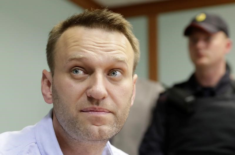 Russia's election commission says Navalny can not run for presidency