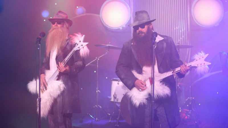 Jimmy Fallon & Kevin Bacon Reveal 'First Draft' of ZZ Top Classic