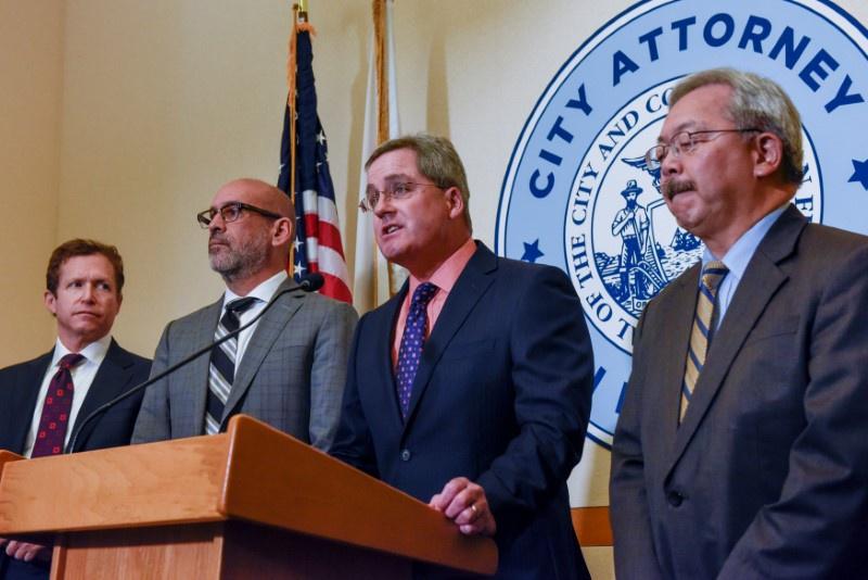 California sues Trump Administration over sanctuary cities