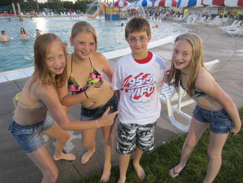 Photo 59 Of 90 Weston Teen Swim 6 22 12 95 5 Wifc